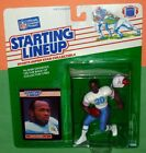1989 MIKE ROZIER Houston Oilers Rookie Titans #30 * FREE s/h * Starting Lineup