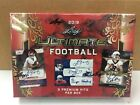 2019 Leaf Ultimate Football Factory Sealed Hobby Box ** HOT PRODUCT **