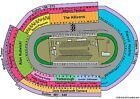 BRISTOL NASCAR NIGHT RACE 2 EA FRI  SAT BASS PRO NRA ISLE SEATS NO 1  2