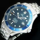 OMEGA SEAMASTER 40 Years Of James Bonds LIMITED SERIES In 2002 04351/10007