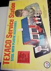 Never assembled Texaco Tin Litho Service Gas Station WOLVERINE TOY.