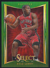 2012-13 Select Green Prizm Industry Summit Exclusive Basketball Cards 7