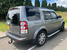 LAND ROVER DISCOVERY 4 HSE 30 TDV6 2009 FULLY LOADED