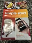 Weight Watchers POINTS PLUS SIMPLE START BOOKLET  NEW Cond SHIPS FREE