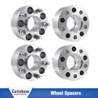 4pcs 2 Hubcentric Wheel Spacers 5x45 for Jeep Grand Cherokee Wrangler Liberty