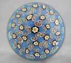 Org Vintage High Quality Art Glass Murano Paperweight Millefiori Canes 53