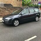 LARGER PHOTOS: 2007 FORD FOCUS ESTATE 1.6 ZETEC CLIMATE AUTO GREY