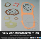 Malaguti F15 50 LC DT Firefox 1998 Full Engine Gasket Set & Seal Rebuild Kit