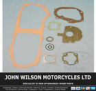 Benelli Pepe 50 AC 2T LX 2003 Full Engine Gasket Set & Seal Rebuild Kit