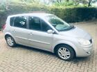 LARGER PHOTOS: Silver Renault grand scenic 7 seater