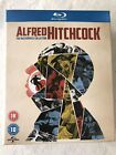ALFRED HITCHCOCK The Masterpiece Collection 14 DISC BLU RAY SET