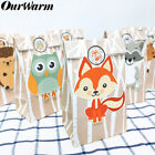 24 Animals Paper Gift Bags Sweet Favour Candy Box Birthday Party Packaging Bag