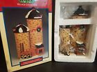 NEW IN BOX Lemax Christmas Porcelain Silo Village Accessory 1999