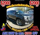 2016 GMC Yukon Denali 4x4 4dr for $500 dollars