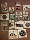 Kennedy Vintage Space Center NASA Embroidered Emblem Patches