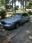 2002 Mercury Grand Marquis GS for $4300 dollars