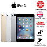 Apple iPad3 3rd Generation 16GB WiFi - Black or White - Grade A/B, FREE Delivery