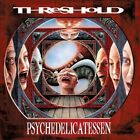 Threshold - Psychedelicatessen CD Inside Out Music IOMCD 084 Bonus CD Livedelica