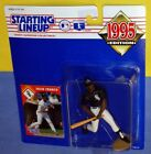 1995 JULIO FRANCO sole Chicago White Sox NM+ #14 *FREE s/h* last Starting Lineup