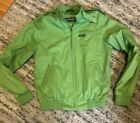 vintage members only jacket Small Lime Green 80s