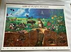 GREAT PLAINS PRAIRIE STAMP SHEET USA 3506 34 CENT NATURE OF AMERICA