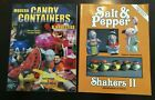 MODERN CANDY CONTAINERS + SALT AND PEPPER SHAKERS II IDENTIFICATION AND VALUES
