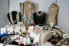 Brand New Mixed Lot of 20 Pc Fashion Jewelry Bracelets Necklaces Earrings
