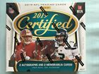 2019 Panini Certified Football NFL Hobby Box First Off The Line Premium Edition