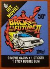1989 Topps Back to the Future II Trading Cards 8