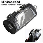 Waterproof Moped Scooter ATV Handlebar Bag Storage Shoulder Pack + Phone Case US