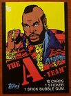 1983 Topps A-Team Trading Cards 4
