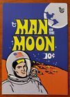 1969 Topps Man on the Moon Trading Cards 7