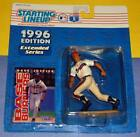 1996 extended DAVE JUSTICE final Atlanta Braves * FREE s/h * Starting Lineup