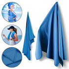Quick Dry Large Soft sport towel, travel towel and beach towel, Free Hand Towel