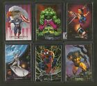 1992 SkyBox Marvel Masterpieces Trading Cards 6