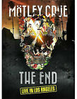 MOTLEY CRUE - THE END: LIVE IN LOS ANGELES - CD - NEW