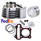 47mm Big Bore Kit Cylinder for GY6 50cc 80cc 4 Stroke Scooter ATV 139QMB 139QMA