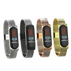 Milanese Stainless Steel Watch Band Wrist Strap Breathable Fit Xiaomi MI Band 4
