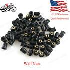 Motorcycle Metric Rubber Well Nuts Windscreen Fairing For Suzuki SV1000 TL1000R