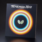 Butterfly Table Tennis Ping Pong Rubber Tenergy 25 FX 21mm Red