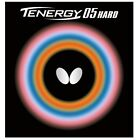 Butterfly Table Tennis Ping Pong Rubber Tenergy 05 HARD 21mm Black