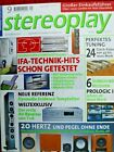 STEREOPLAY 9/01,AUDIO PHYSIC MINOS,JBL TI K SUB,REL STENTOR 3,REVEL PERFORMA B15