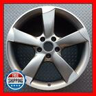 AUDI Q7 2015 Factory OEM Wheel 21 Rim 58962 Grey Machined R
