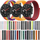 For Huami AMAZFIT GTR 47mm Smart Watch Nylon Sport Loop Wrist Band Strap 22mm