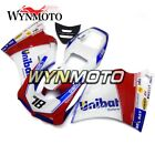 White Red Blue Body Work for Ducati 748 916 996 998 96 97 98 99 00 01 02 Biposto