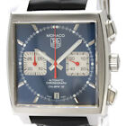 TAG HEUER Monaco Chronograph Steel Automatic Watch CAW2111 BF339242