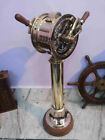 Brass Ships Engine Order Telegraph Vintage Maritime Collectible Decorative