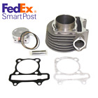 61mm Big Bore Cylinder Kit for GY6 125cc 150cc 180cc Moped Scooter ATV Go Kart