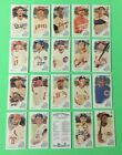 2019 Allen  Ginter  REG BACK MINI  COMPLETE YOUR SET  PICK 10 from List