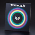 Butterfly Table Tennis Ping Pong Rubber Tenergy 80 19mm Black